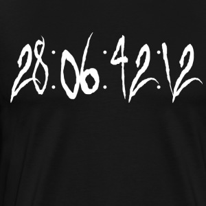 Donnie Darko 28:06:42:12 T-Shirts - Men's Premium T-Shirt