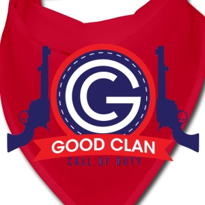 GOOD CLAN BANDANA - Bandana