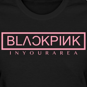 Blackpink Women's Hoodie T-Shirts - Women's T-Shirt