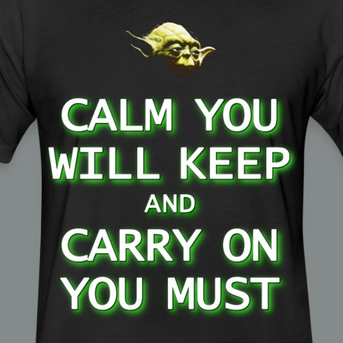 Calm You Will Keep