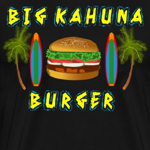 Pulp Fiction - Big Kahuna Burger T-Shirts - Men's Premium T-Shirt