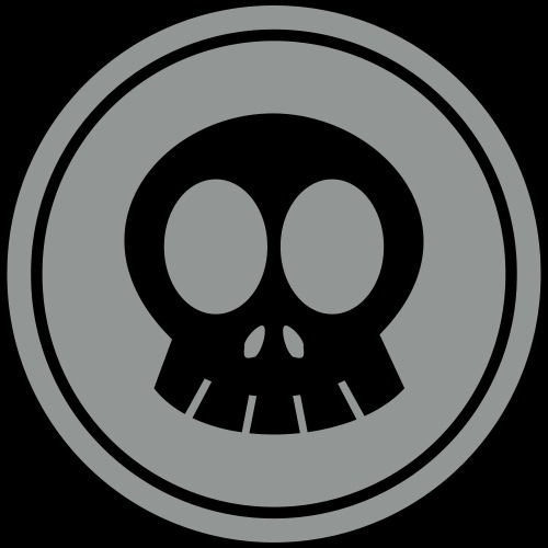 SkullSpace Logo - Single