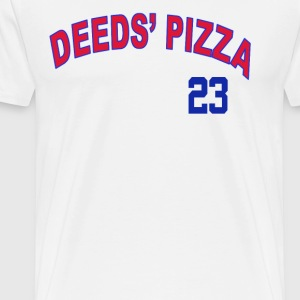 Deeds Pizza - Mr. Deeds T-Shirts - Men's Premium T-Shirt