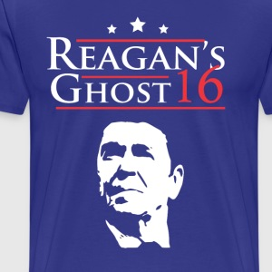 Reagan's Ghost 2016 T-Shirts - Men's Premium T-Shirt