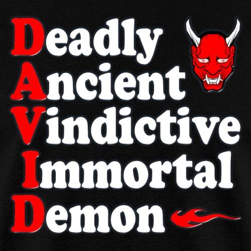 David Deadly Demon
