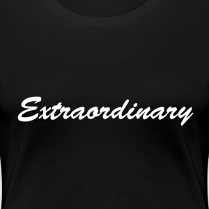 Women | Extraordinary Apparel - Women's Premium T-Shirt