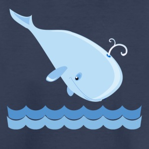 Whale Baby & Toddler Shirts - Toddler Premium T-Shirt