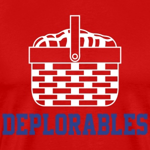 Basket of Deplorables T-Shirt - Men's Premium T-Shirt