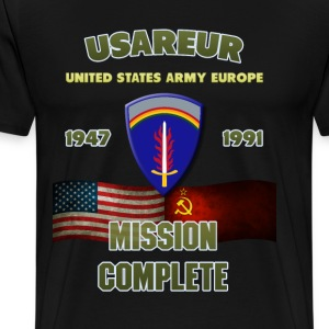 USAREUR: Mission Complete - Men's Premium T-Shirt