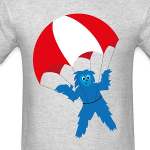 Flying little monster - Men's T-Shirt