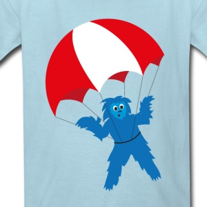 Flying little monster - Kids' T-Shirt
