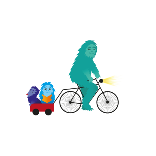 Monsters on a Bike