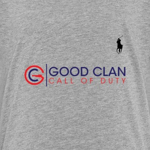GOOD CLAN RALPH LAUREN SHIRT - Kids' Premium T-Shirt