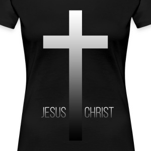 Christ Cross - Women's - Women's Premium T-Shirt
