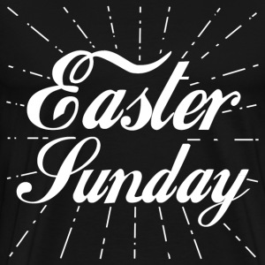 Easter,HAPPY EASTER,happy - Men's Premium T-Shirt
