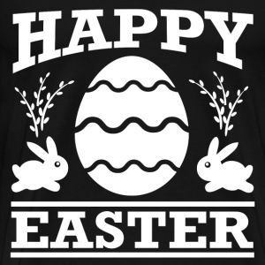 Easter,HAPPY EASTER,happy,EASTER SUNDAY - Men's Premium T-Shirt
