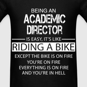 Academic Director T-Shirts - Men's T-Shirt