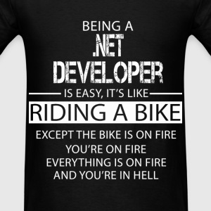 NET Developer T-Shirts - Men's T-Shirt