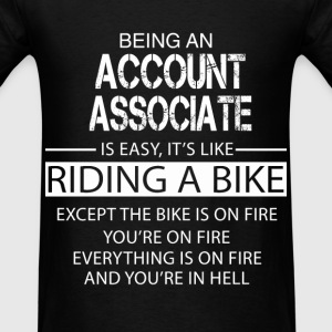 Account Associate T-Shirts - Men's T-Shirt