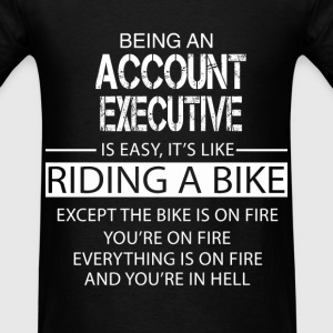 Account Executive T-Shirts - Men's T-Shirt
