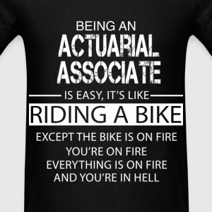Actuarial Associate T-Shirts - Men's T-Shirt