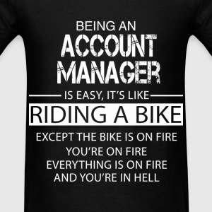 Account Manager T-Shirts - Men's T-Shirt