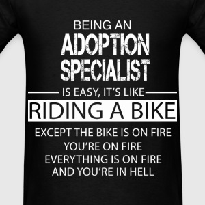 Adoption Specialist T-Shirts - Men's T-Shirt