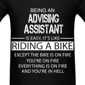 Advising Assistant T-Shirts - Men's T-Shirt