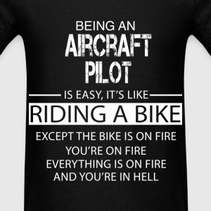 Aircraft Pilot T-Shirts - Men's T-Shirt