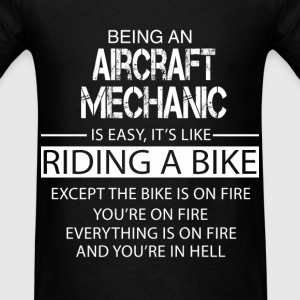 Aircraft Mechanic T-Shirts - Men's T-Shirt