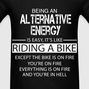 Alternative Energy T-Shirts - Men's T-Shirt