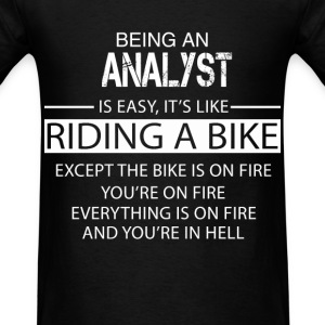 Analyst T-Shirts - Men's T-Shirt