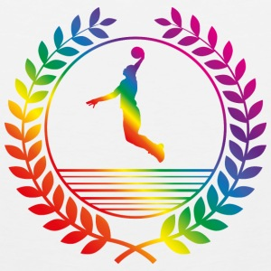 basketballer rainbow Sportswear - Men's Premium Tank