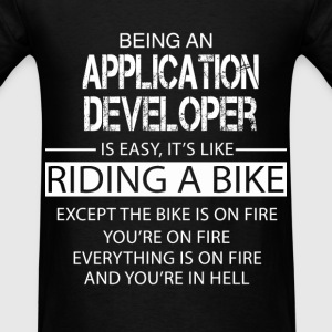 Application Developer T-Shirts - Men's T-Shirt