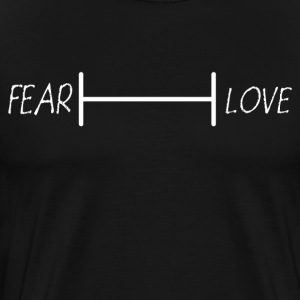 Donnie Darko - Fear Love Spectrum  T-Shirts - Men's Premium T-Shirt