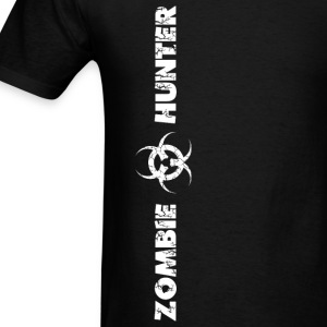 zombie hunter T-Shirts - Men's T-Shirt