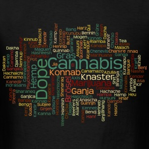 cannabis cloud T-Shirts - Men's T-Shirt