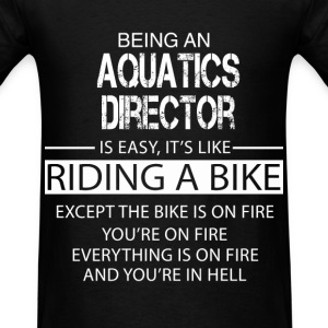 Aquatics Director T-Shirts - Men's T-Shirt