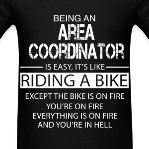 Area Coordinator T-Shirts - Men's T-Shirt