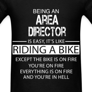 Area Director T-Shirts - Men's T-Shirt