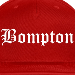 Bompton Hat - Snap-back Baseball Cap
