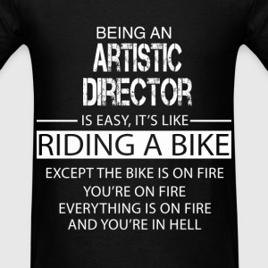 Artistic Director T-Shirts - Men's T-Shirt