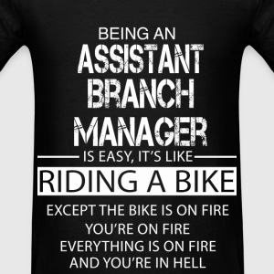 Assistant Branch Manager T-Shirts - Men's T-Shirt