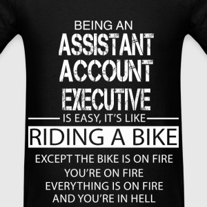 Assistant Account Executive T-Shirts - Men's T-Shirt