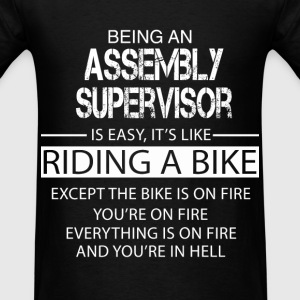 Assembly Supervisor T-Shirts - Men's T-Shirt