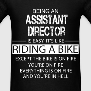 Assistant Director T-Shirts - Men's T-Shirt