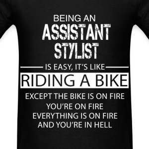 Assistant Stylist T-Shirts - Men's T-Shirt