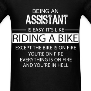 Assistant T-Shirts - Men's T-Shirt