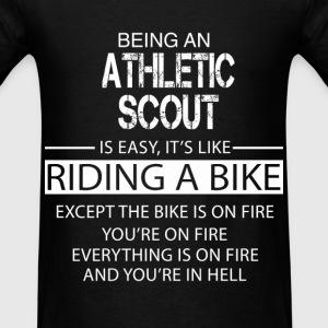 Athletic Scout T-Shirts - Men's T-Shirt