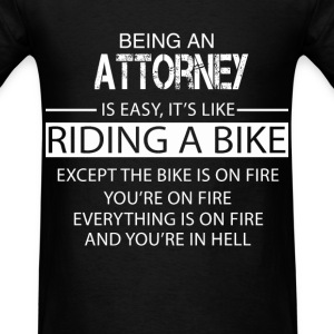 Attorney T-Shirts - Men's T-Shirt